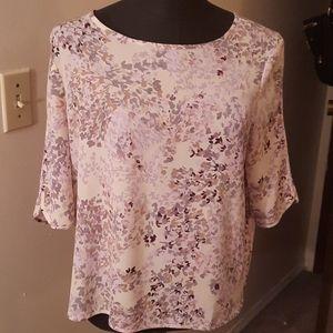 🎈2/$30-Monk &lou floral blouse
